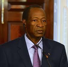 Blaise Compaoré, ancien président u Burkina Faso depuis ce 31 octobre 2014